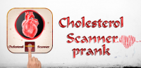 Cholesterol detector prank for PC