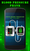 Finger Blood Pressure Prank APK