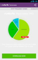 Runtastic Pedometer Step Count APK