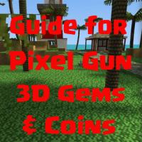Cheats for Pixel Gun 3D for PC