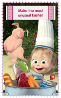 Masha Cooking dash and dinner APK