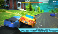 Drift car city traffic racer 2 APK